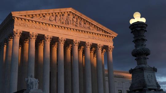 The Republican Election Theft Is Officially Teed Up In The U.S. Supreme Court