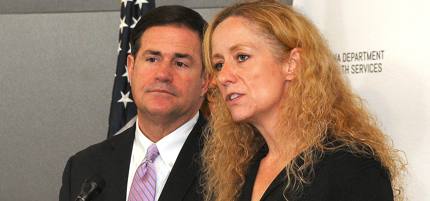 Arizona's Rate COVID 19 Cases Lead the World; What is Doug Ducey Going to Do About It?