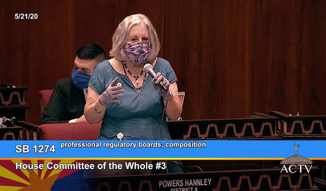 Rep. Pam Powers Hannley