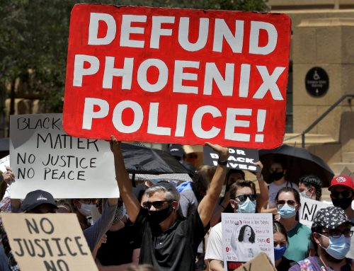 Why Policing Reform Is So Vitally Necessary