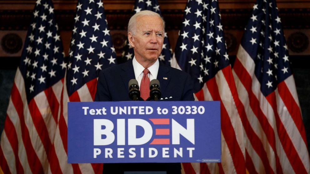 As President, Joe Biden would Restore The United State's role as the Leader of the Free World