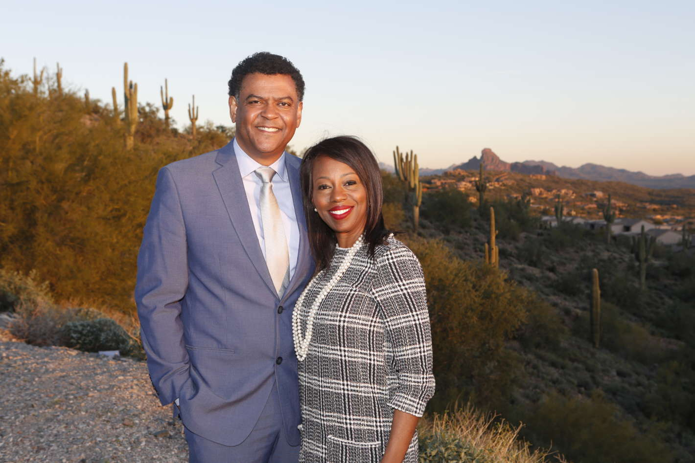Karl Gentles wants to Get Things Done for Congressional District Six and Arizona