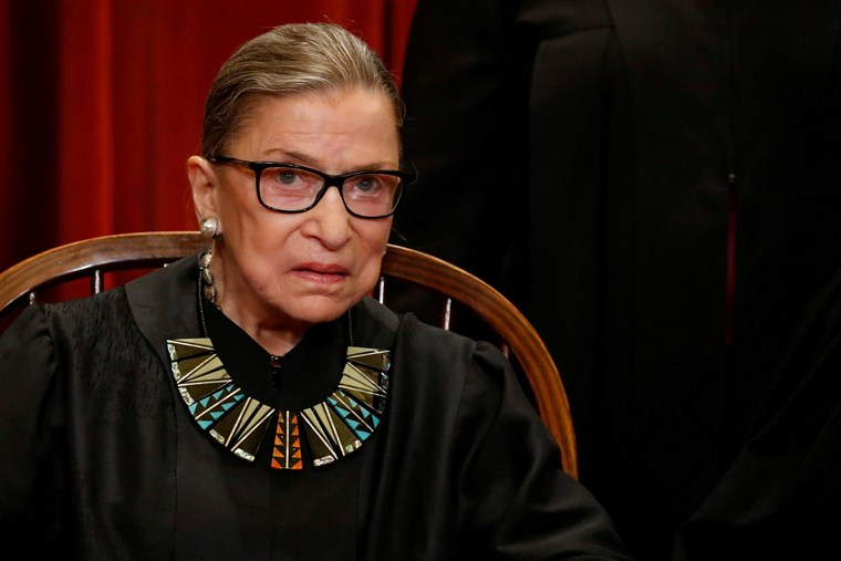 Watch Joe Biden's Reaction to the Passing of Supreme Court Justice Ruth Bader Ginsburg