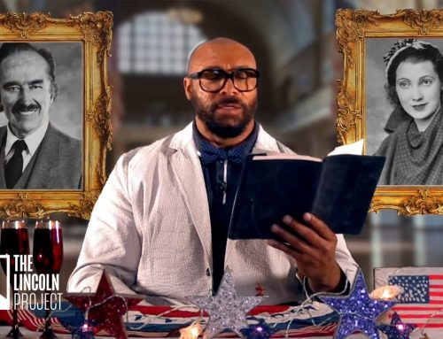 """The Lincoln Project Presents Donald Trumps Hypocrisy and Bigotry  in  """"Story Hour Episode Two"""""""