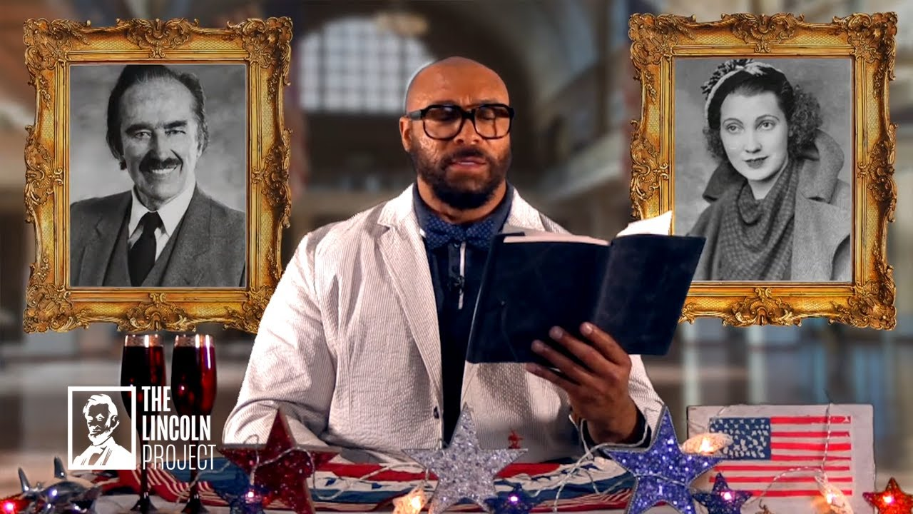 "The Lincoln Project Presents Donald Trumps Hypocrisy and Bigotry  in  ""Story Hour Episode Two"""