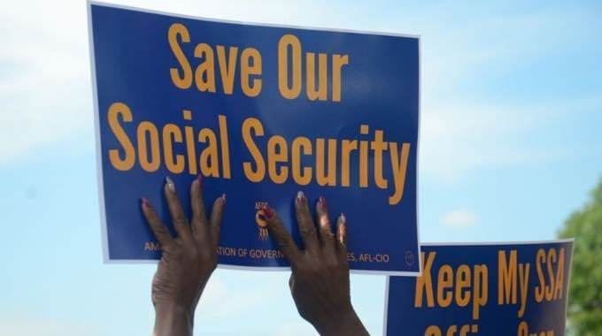 Stop the Trump and Arizona Republican War on Social Security and Medicare