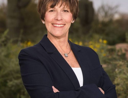 Joan Greene will fight to give the people of Arizona Congressional District Five a Better Tomorrow