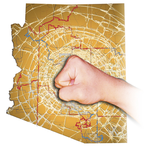 Let The Games Begin On The Arizona Independent Redistricting Commission
