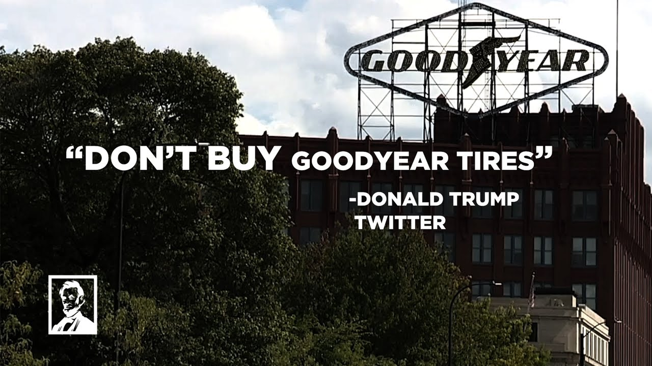 "Check out the Lincoln Projects ""Goodyear"" and the latest from Priorities USA"