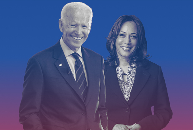 Ahead of Trumps Speech, Biden and Harris go on the Attack