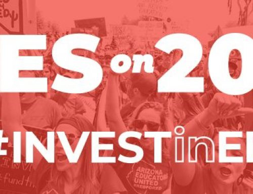 Lawsuits To Defy The Citizens of Arizona on Invest In Ed, Prop. 208