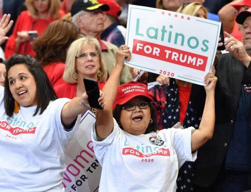 Republican Latinos For Trump?