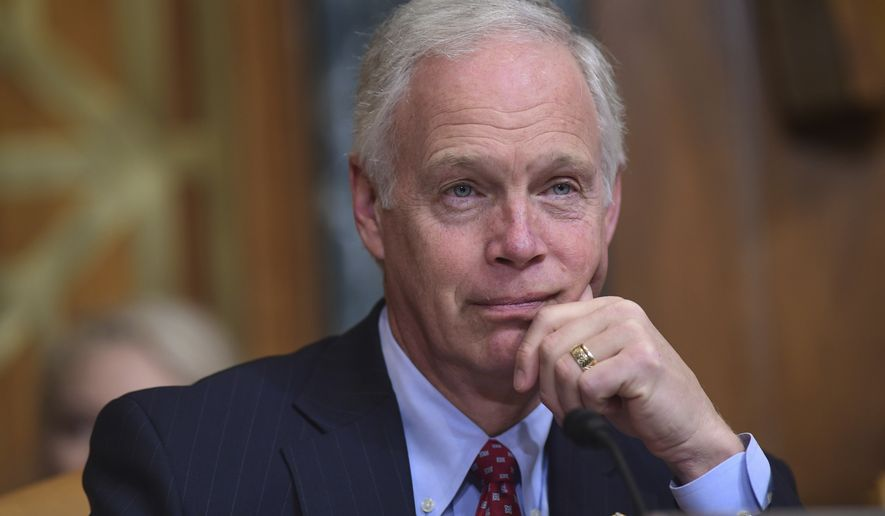 Putin's 'Useful Idiot' In The Senate, Ron Johnson (R-WI)