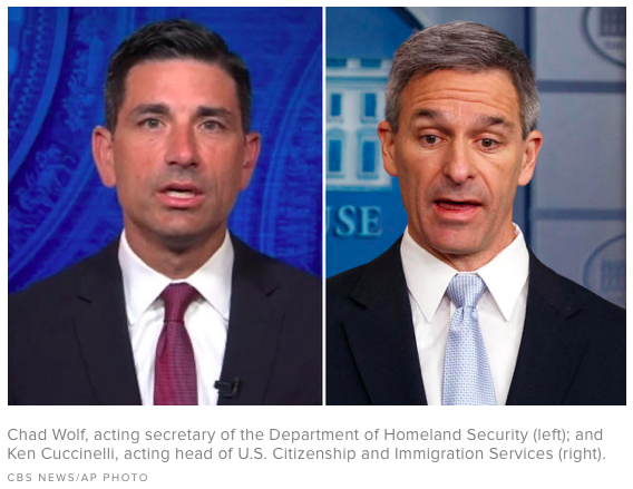 DHS Whistleblower: DHS is Manipulating Intelligence Reports