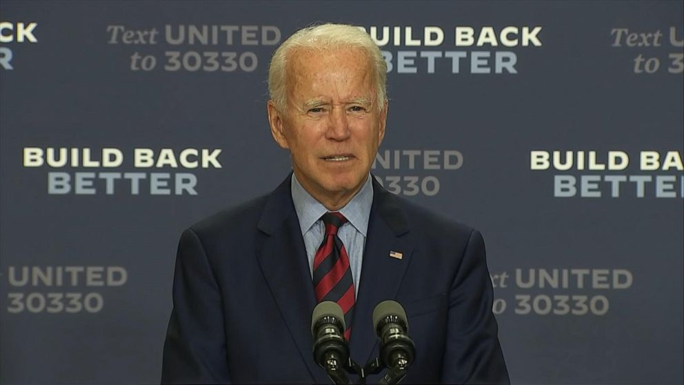 Biden and Arizona Democratic Reaction to Trump's Reported Vile Comments on America's Bravest