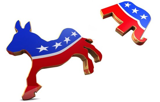 Gallup: Democrats Viewed as Better Party to Handle Top Problems