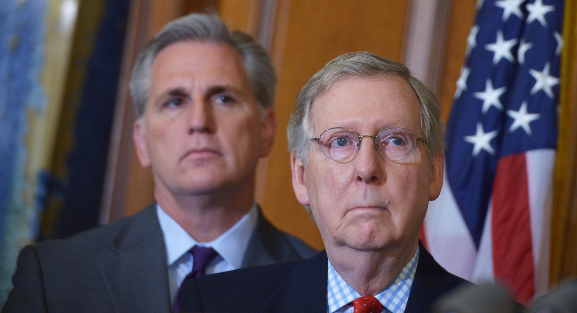 Classless Acts: Moscow Mitch McConnell and Kevin McCarthy snub Invites to Capitol Hill Ceremony Honoring Ruth Bader Ginsburg