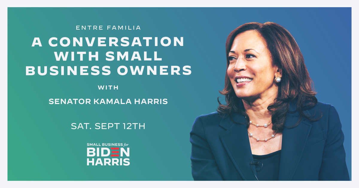 (UPDATED) Arizona Latina and Latino Small Business and Political Leaders Host Events to Support the Biden/Harris Ticket