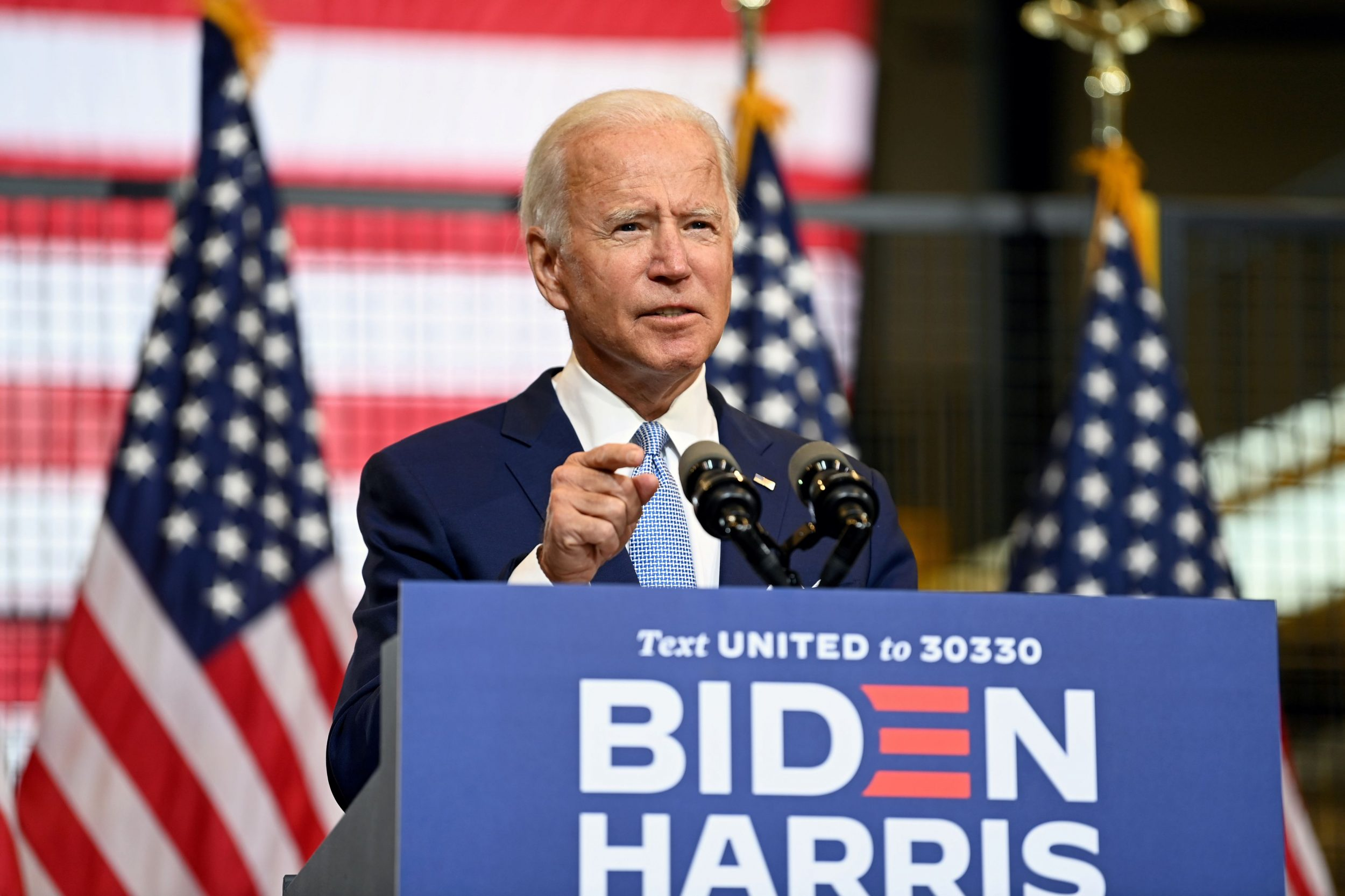 Check out the Beginning of September Ads from the Lincoln Project, Priorities USA, and the Biden/Harris Campaign