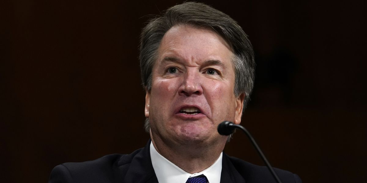 Justice Brett Kavanaugh Signals The Court Is Open To Stealing The Election
