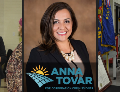 Mayor Anna Tovar wants to bring Integrity, Inclusiveness, and Leadership to the Arizona Corporation Commission