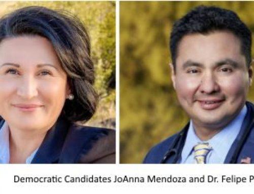 Mendoza and Perez Shine at the Arizona LD 11 Clean Elections Debate