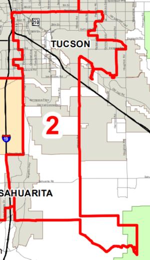 Pima County Supervisor District 2