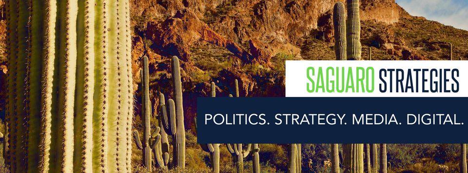 Democrats leading in AZ ballot returns according to Saguaro Strategies