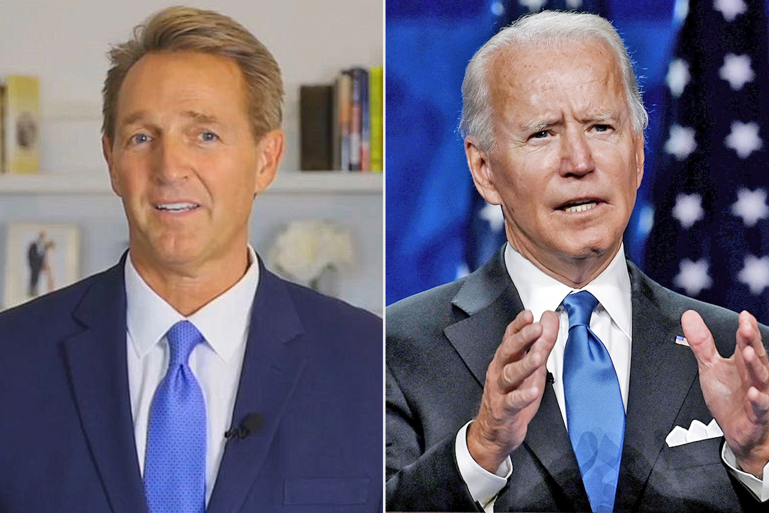 Former Senator Jeff Flake stars in Get Out the Vote Ads for Joe Biden