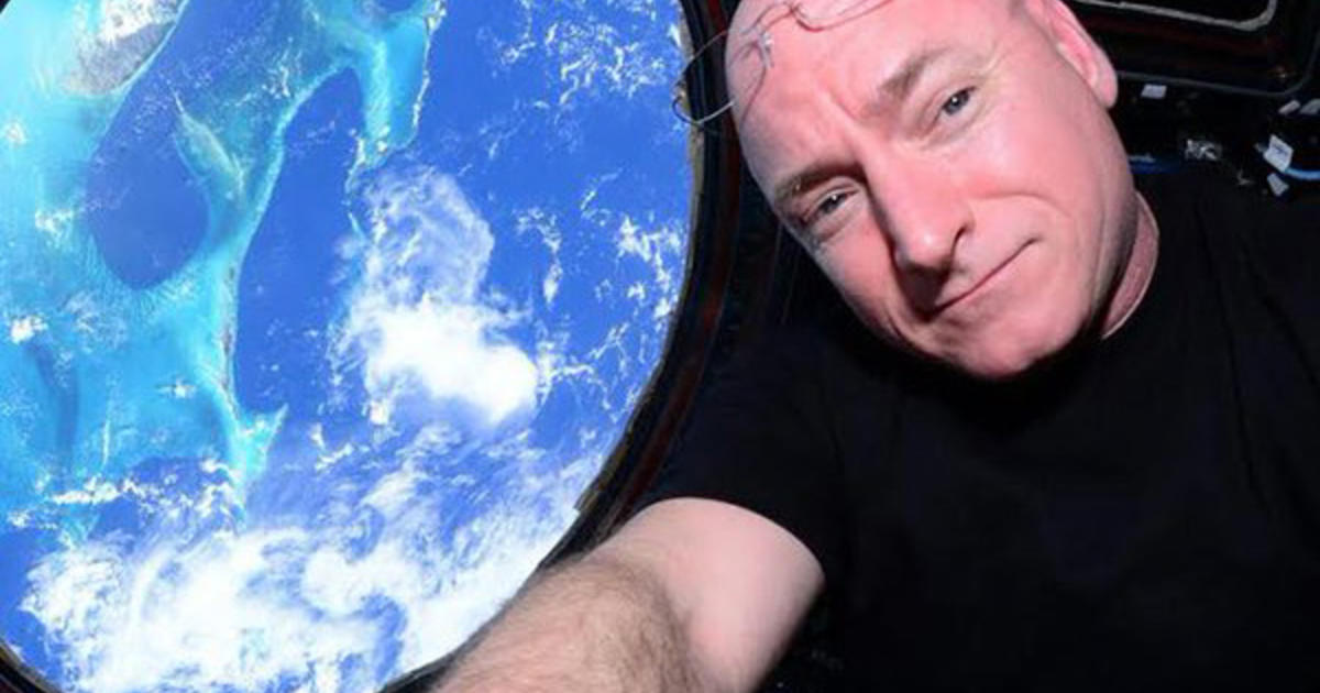 Captain Scott Kelly wants You to Turn Out and Vote