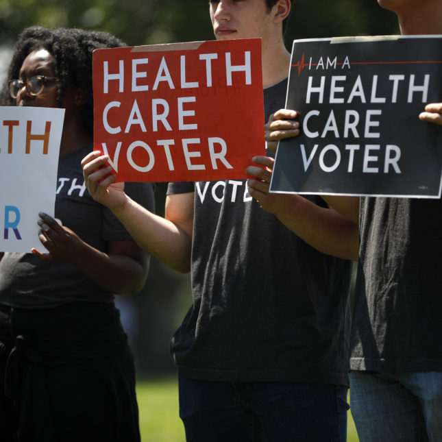 For Many Arizonans, the Issue for the 2020 Election is Health Care