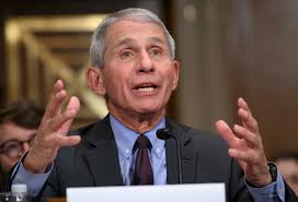 Biden defends Fauci from the Mad King's Hissy Fit