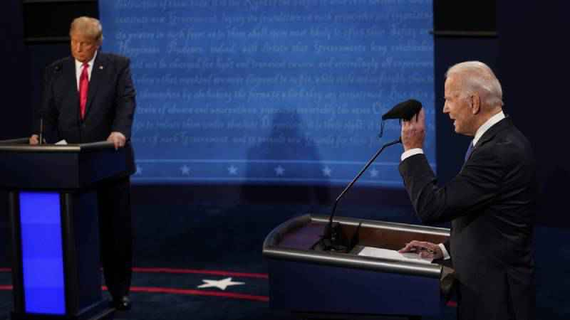 Biden and Welker win the Final Presidential Debate