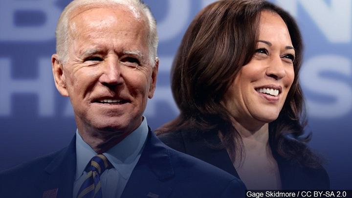 The Biden/Harris Campaign Reacts to the White House Giving Up on Controlling the Coronavirus