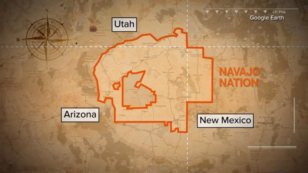 The Navajo Nation is In Danger of Being Ravaged Again with the Coronavirus