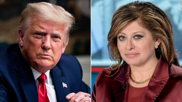 In her Interview with Donald Trump, Maria Bartiromo shows Journalists What Not to Do