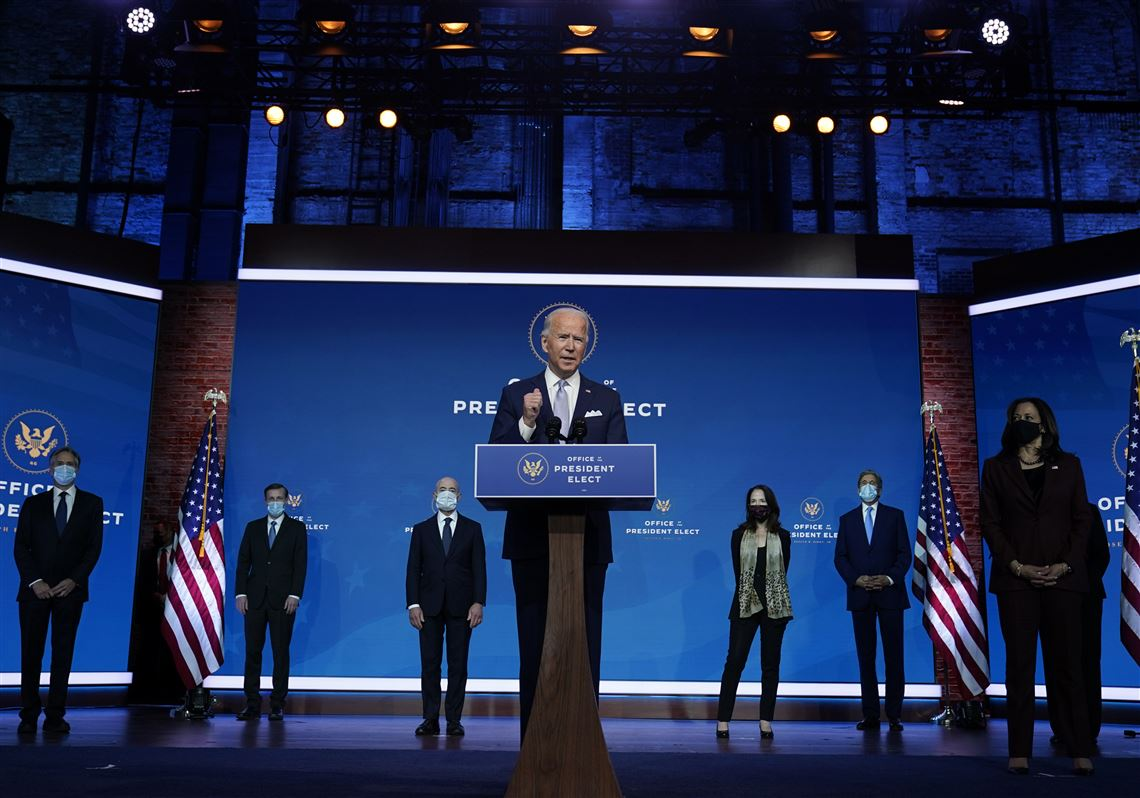 President-Elect Biden and Vice President-Elect Harris Present Several Nominees for Foreign Policy and National Security Positions