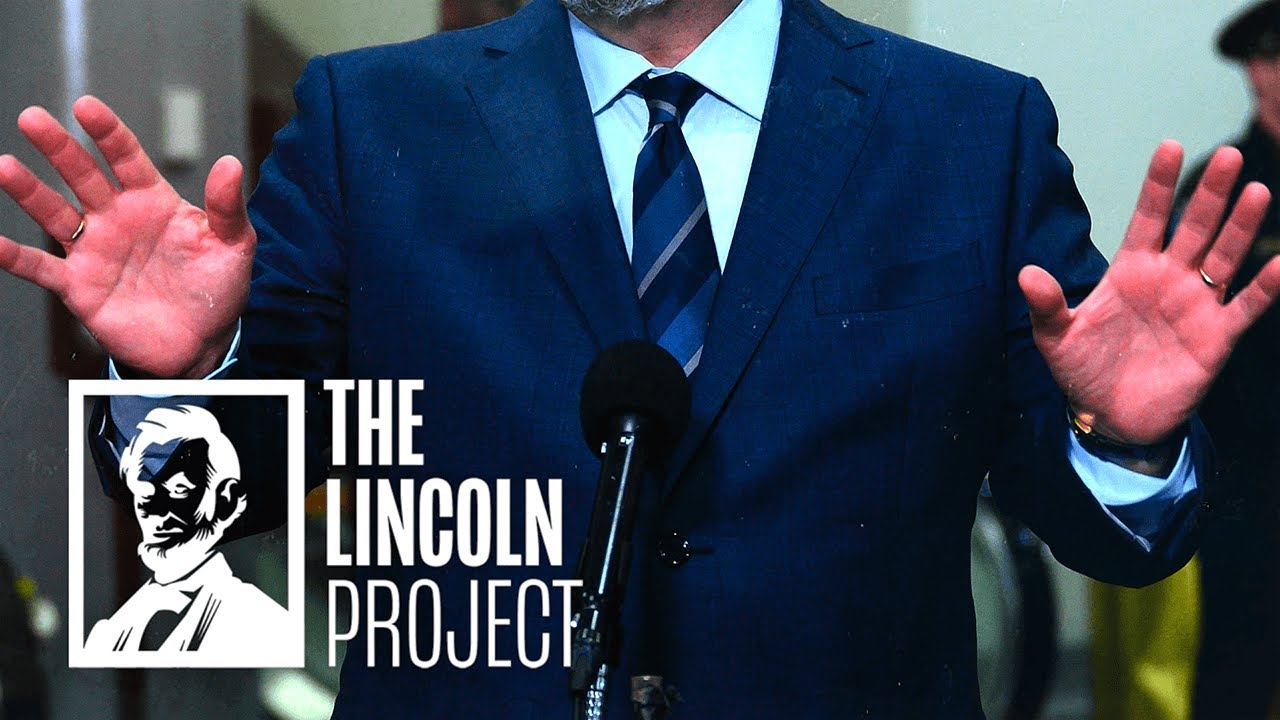 "In their New Ad, the Lincoln Project said 2024 Republican Presidential Contenders are Anything But ""Leader""s"