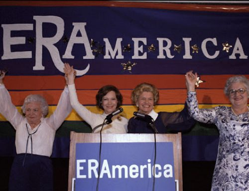 Women's History Month: Make History By Ratifying The Equal Rights Amendment