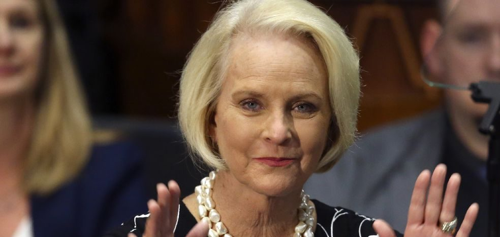 The AZGOP's Absurd Censure of Cindy McCain