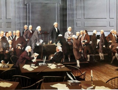 Our Constitution Is Not the Solution, It's the Problem