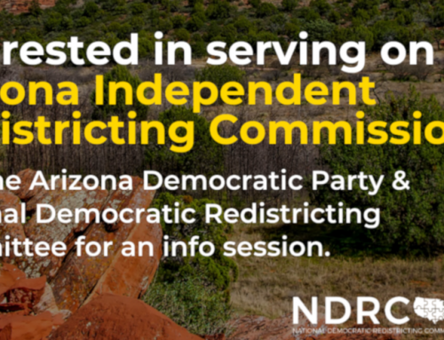 Liveblog: The Election of The Independent Redistricting Commission Chairperson