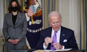 President Biden Signs Executive Orders Advancing Racial Equity