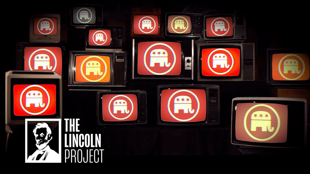 "They Are Back: Check out the Latest Lincoln Project Ad: ""Defund the GOP"""