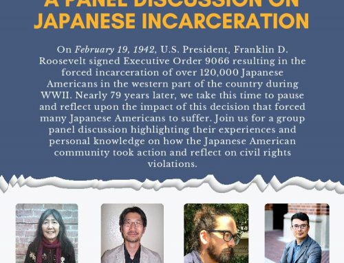 Day of Remembrance for WWII Japanese American internment held at UA on Feb. 19, 2021
