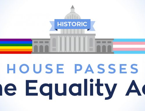 House Passes The Equality Act Over Republican Bigotry