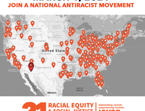 Sign up for 21 Day Racial Equity & Social Justice Challenge with YWCA of Southern Arizona