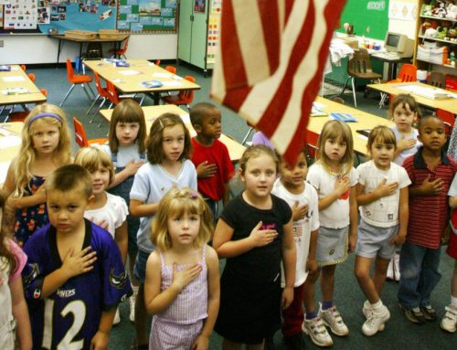 AZ House Panel Approves Unconstitutional Pledge Of Allegiance Bill