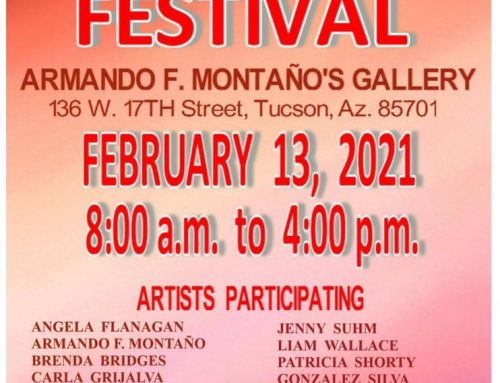 Valentine's Art Festival on Feb. 13