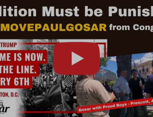 Arizona Activists Band Together to Launch Drive to Recall Paul Gosar